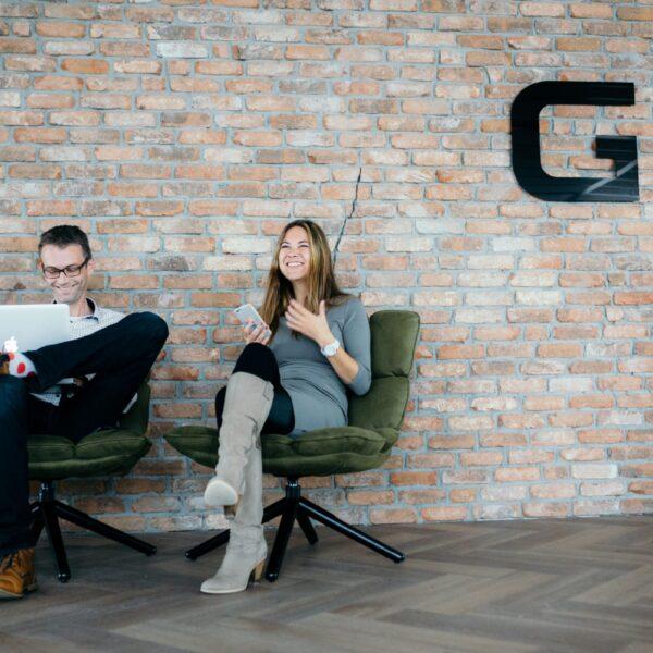Fotograaf: Rianne Fotografie. Kantoor Gravity Amersfoort - Creative Development Agency.