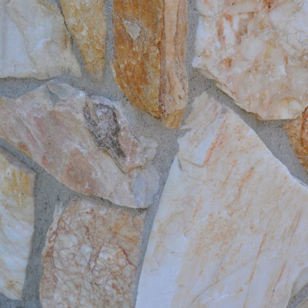 Detailfoto Rocks Melan natuurstenen