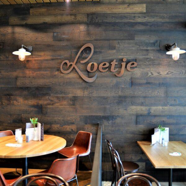 Sfeerfoto restaurant Loetje