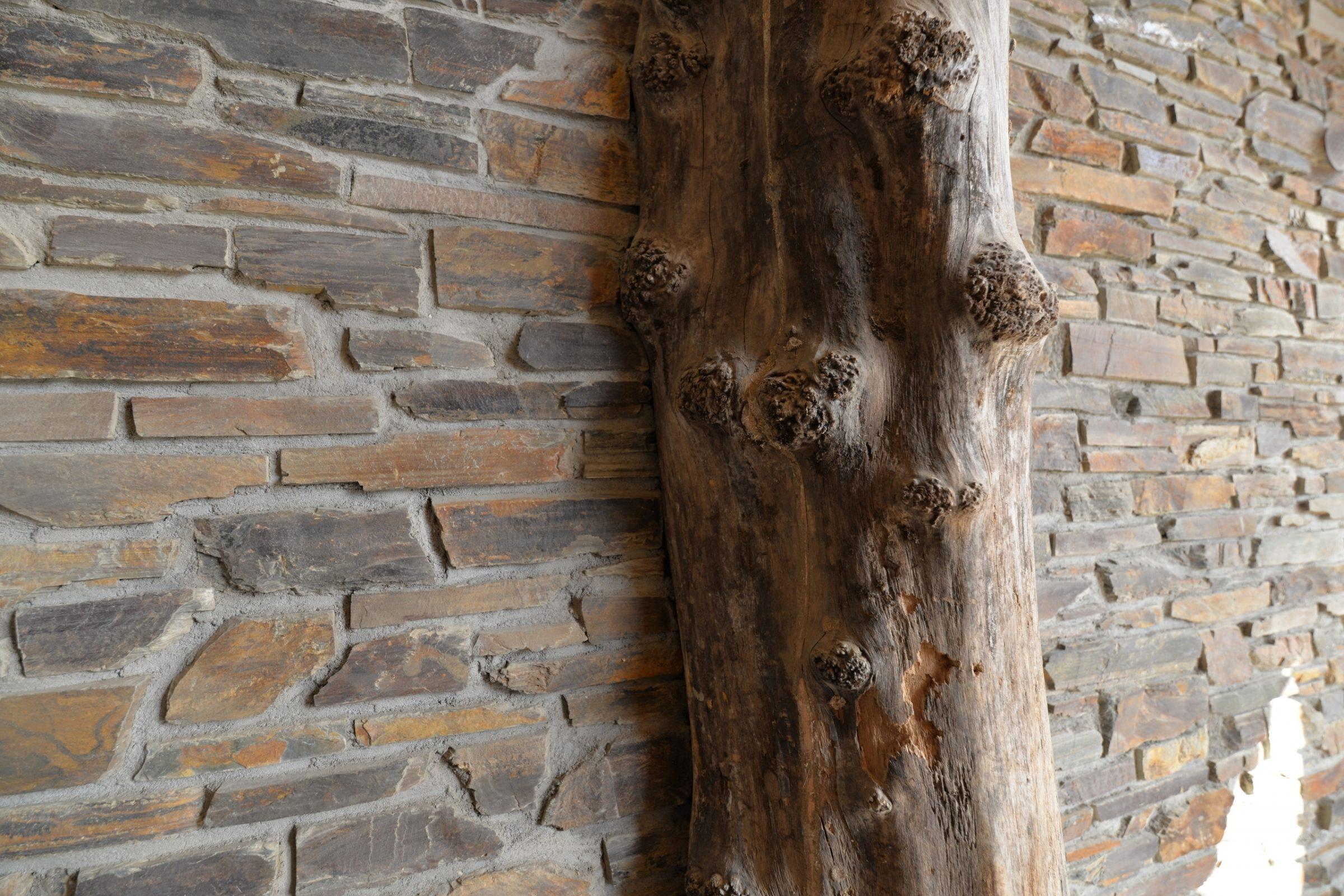 Losse steenstrips, type Rustieke Lei.