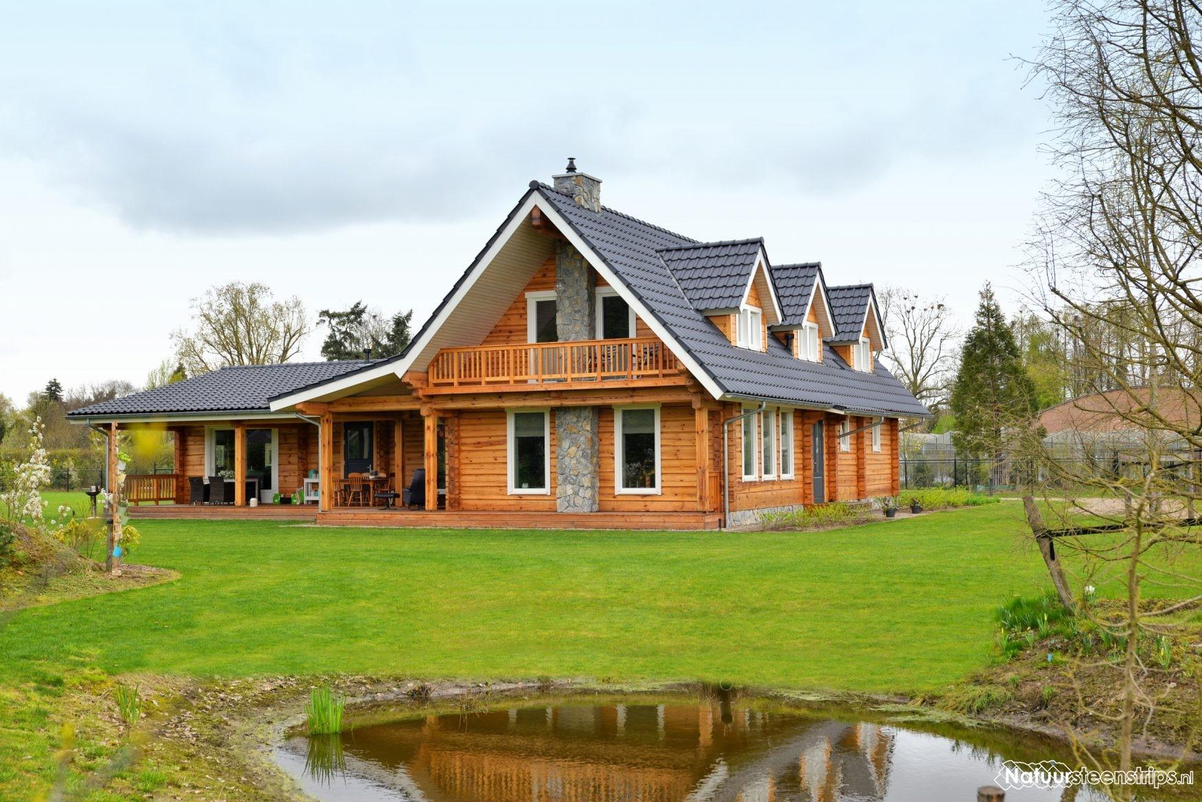 Hedendaags Steenstrips, Natuurstenen, houten woningen en loghomes - plint DX-81