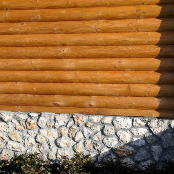 Rocks Grey Steenstrips plint.