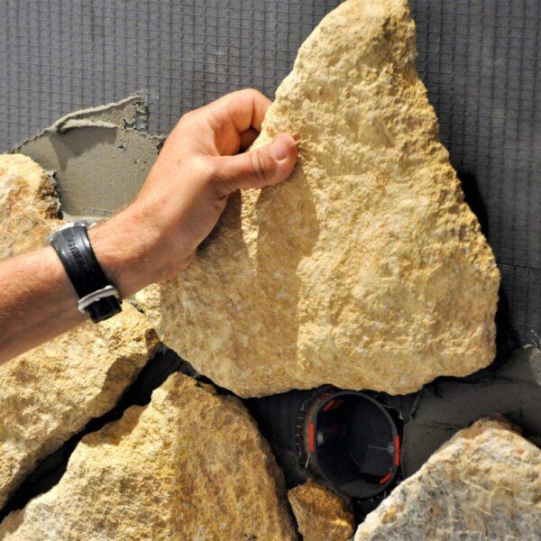 Zetwerk van Rocks.