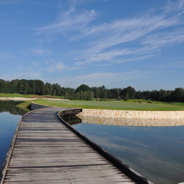 Rocks Melan natuurstenen golfbaan