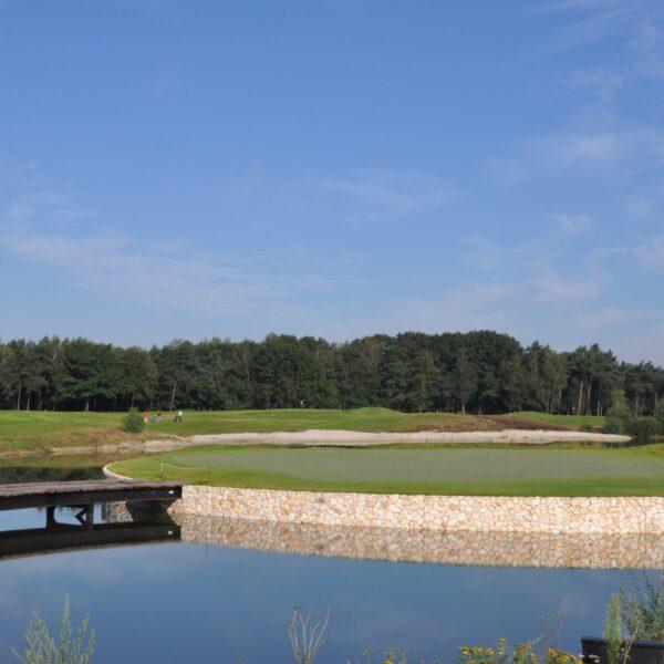 The Duke Golfbaan natuurstenen