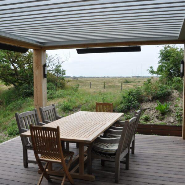 Sfeerfoto veranda.