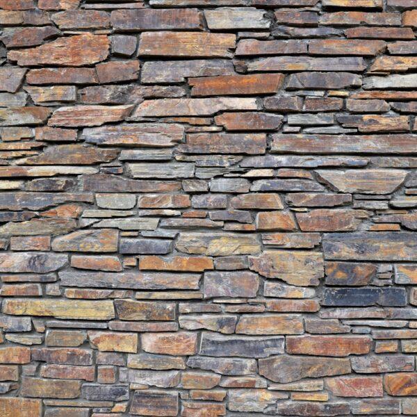Steenstrips Rocks - gevelbekleding Putten.