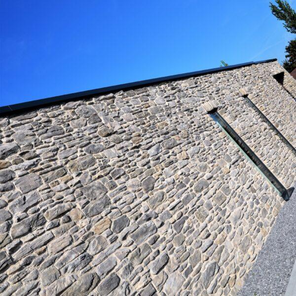 Stenen muren Ortho Fleur.