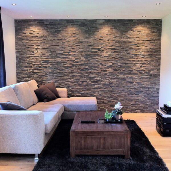 Een stijlvol interieur met Natuursteenstrips