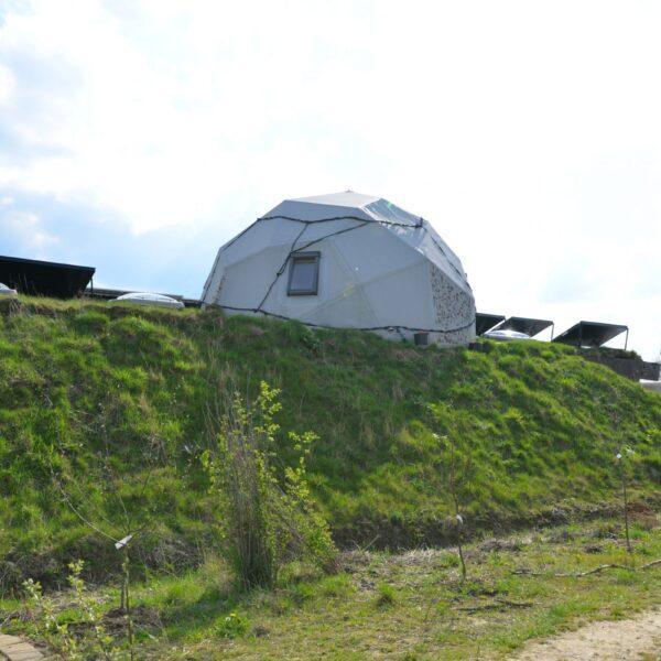 Zonnehuis project Aardehuis te Olst.