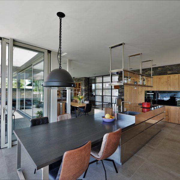 Binnenkant woning - Architect Pieter van Dam.