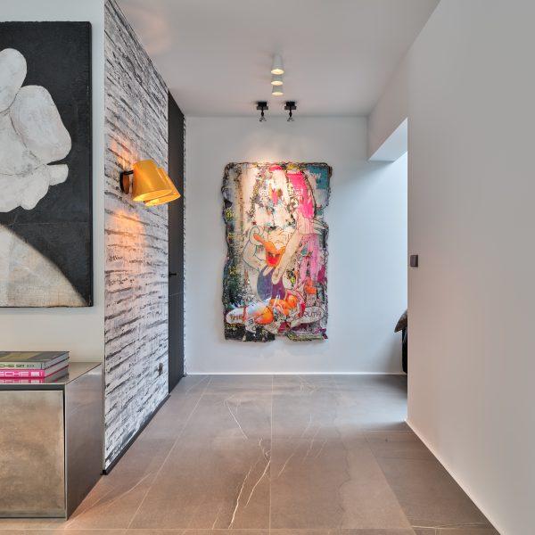 Chique en stijlvol ontwerp van dit prachtige huis