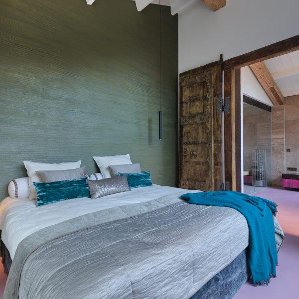 Bijzondere slaapkamer