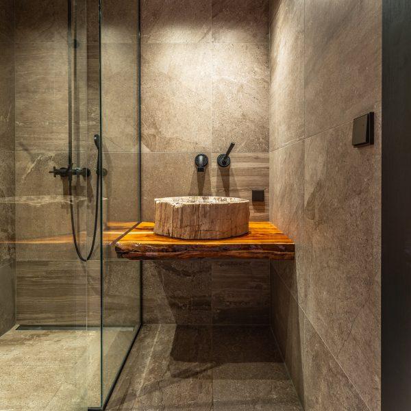 Detailfoto badkamer