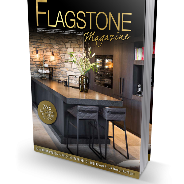 Flagstone Magazine - van The Flagstone Company