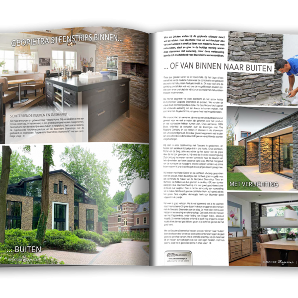 Flagstone magazine vol inspiratie