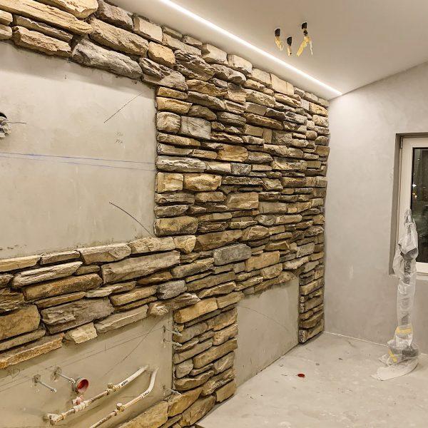 Badkamer in de maak - Ontwerp Jeroen Rooding - Atelier Broer en @homebystuart