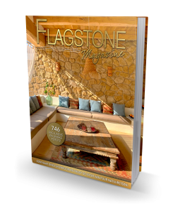 Het Flagstone Magazine over Steenstrips