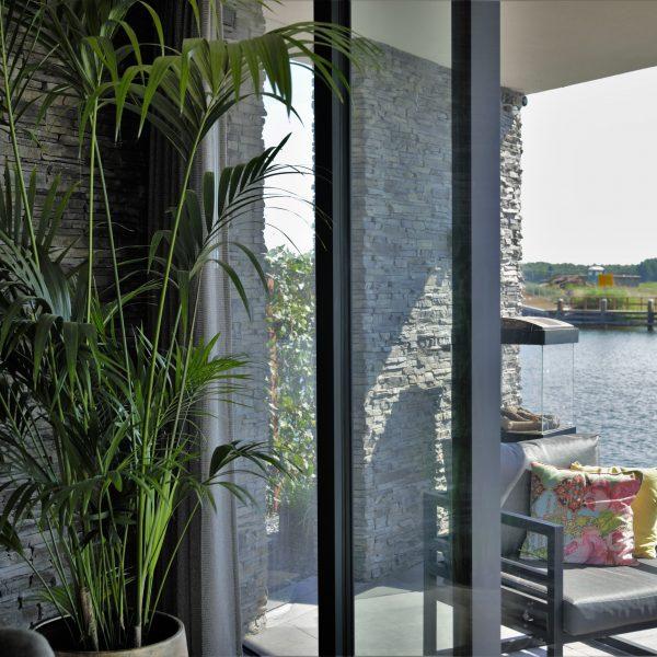 Mediterrane sfeer in Moderne Villa