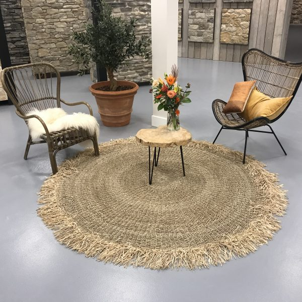 The Flagstone Company showroom gezellige sfeer