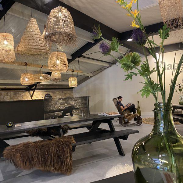 Kom tot rust in het Flagstone Café