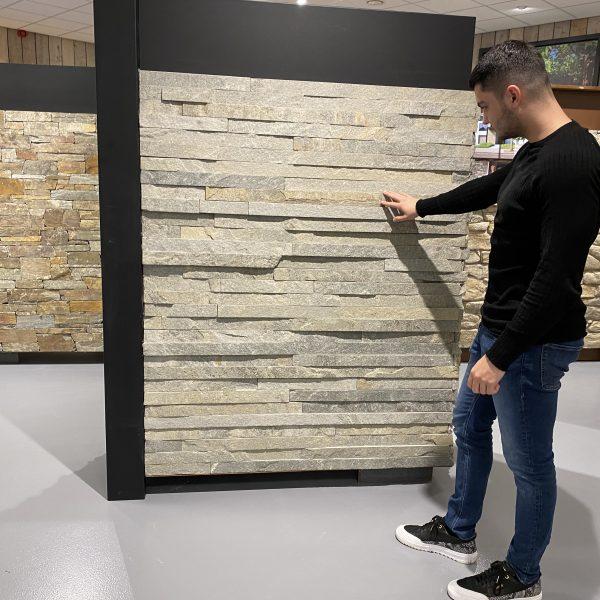 Rocks Steenstroken Athoz in de showroom