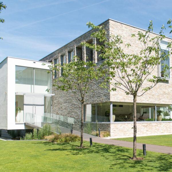 Buitenmuren met Steenstrips | Boxxis Architecten