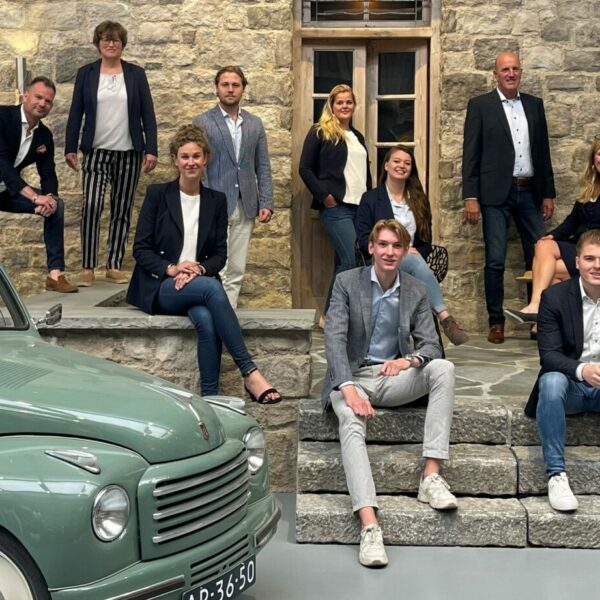 Teamfoto van The Flagstone Company